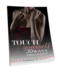DeyaSmith-TouchYourself-BookCover